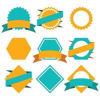 Prijs Flash pictogram Vector