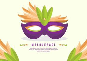 Masquerade Ball achtergrond