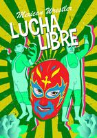 Mexicaans worstelaarmasker