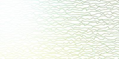 groene sjabloon met lijnen.