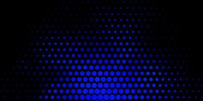blauwe achtergrond met vlekken.