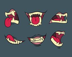 boca vector set