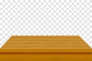 houten tafelblad vector