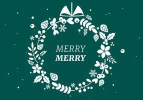 Gratis Kerst Vector Achtergrond