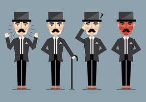 Charlie Chaplin vector
