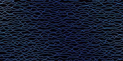 donkerblauwe textuur met cirkelvormige boog. vector