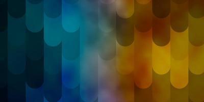lichtblauwe, gele textuur met lijnen.