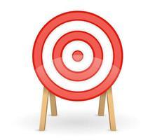 doelwit voor het schieten van pijlen