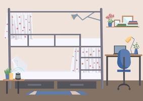 hostel slaapzaal