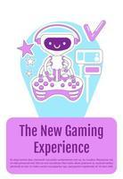 gamer bot poster