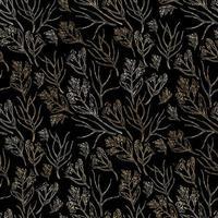 romantisch naadloos patroon
