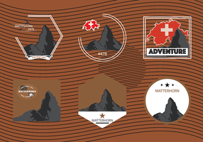 Matterhorn Berg Van De Alpen
