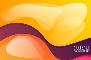 kleurrijke gradiënt abstracte vloeibare achtergrond