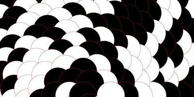 donkeroranje vector achtergrond met vlekken.