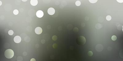 lichtgrijs vectormalplaatje met abstracte vormen.