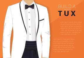 tux vector ontwerp