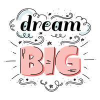 droom grote vector