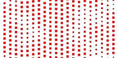 donkeroranje vector achtergrond met rechthoeken.