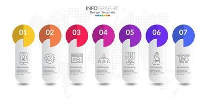 infographic elementen voor inhoud, diagram, stroomdiagram, stappen, onderdelen, tijdlijn, workflow, grafiek.