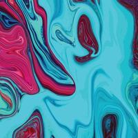 vloeibare marmeren textuur met abstracte kleurrijke achtergrond vector