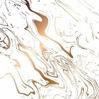 vloeibare marmeren textuur met abstracte luxeachtergrond vector