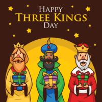 Kings Day Illustratie vector