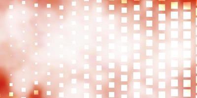 lichtrode vectorlay-out met lijnen, rechthoeken. vector