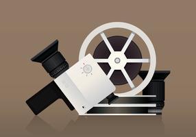 Film Fotocamera vector