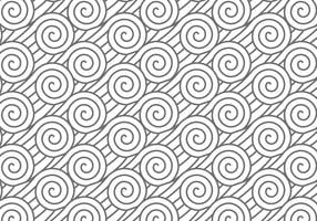 Chainmail patroon achtergrond vector