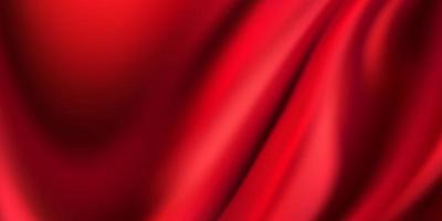 rode gordijn achtergrond. groots openingsevenementontwerp. vector