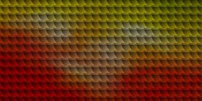 donkere veelkleurige vectorachtergrond met rechthoeken.