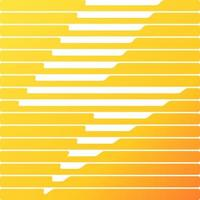 bliksem vierkante platte ontwerp achtergrond vector