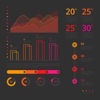 Gegevensvisualisatie, Infographic-elementen