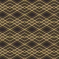 art deco vector naadloze patroon