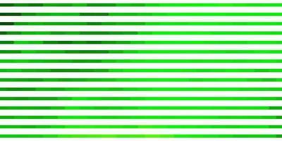 lichtgroen, geel vector sjabloon met lijnen.