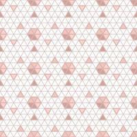 driehoek naadloze achtergrond