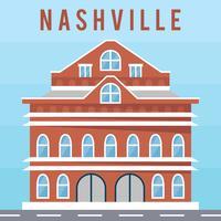 Unieke Nashville-vectoren vector