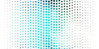 donkerblauwe vectorachtergrond met rechthoeken.