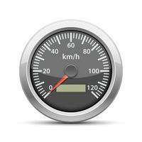 snelheidsmeter ontwerp vectorillustratie geïsoleerd op een witte achtergrond
