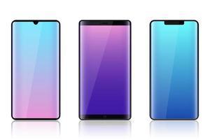 smartphone vector ontwerp illustratie isoalted op witte achtergrond