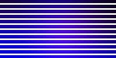 lichtroze, blauw vector sjabloon met lijnen.