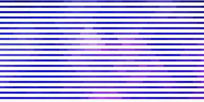 donkerpaarse vector sjabloon met lijnen.