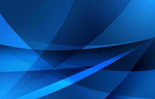 golvende blauwe achtergrond vector