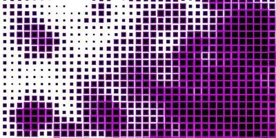lichtroze vector achtergrond met rechthoeken.