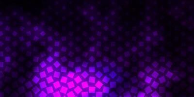 donkerroze vectorachtergrond in veelhoekige stijl.