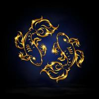 gouden vissen sterrenbeeld symbool
