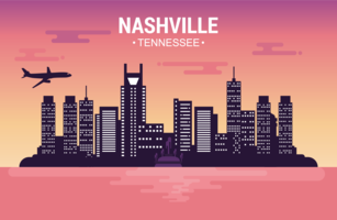 Nashville-landschap