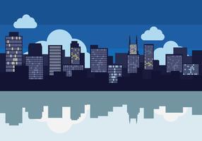 Nashville vectorillustratie vector