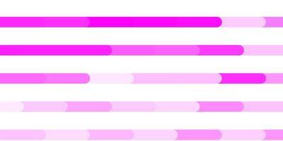 lichtpaarse vectorlay-out met lijnen.