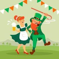 Saint Patrick's Day-feest
